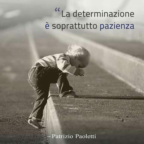 Determinazione!