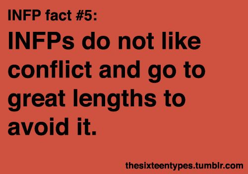 Infp dating infp
