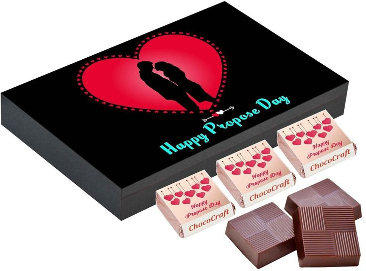 Unique gifting idea for propose day | Send Chocolates online