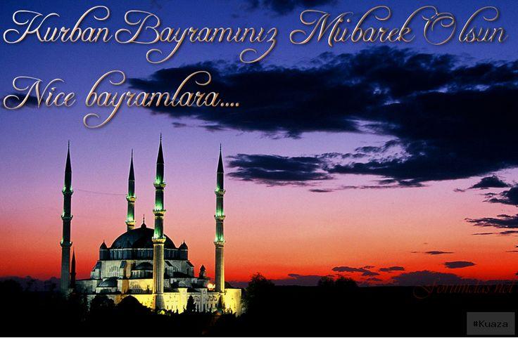 Türkiyenin Eşsiz Güzellikleri: Kurban Bayramı Mesajları Görseller ~ Kuaza