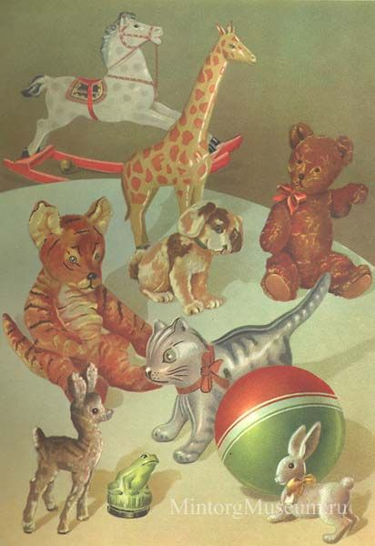 Резиновые игрушки (статья). Игрушки СССР - http://samoe-vazhnoe.blogspot.ru/