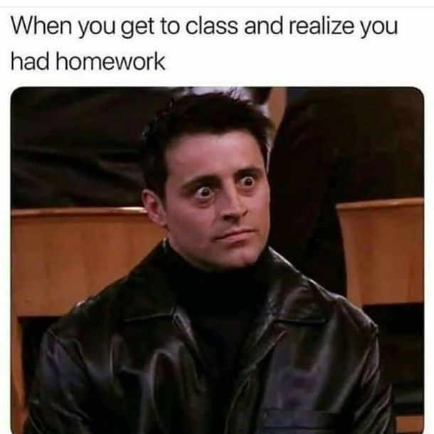 10 Funniest School Student Memes That Are So True In 2021 Student Memes Friends Funny Moments Class Memes