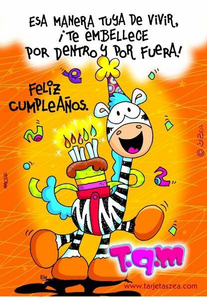 Te deseo un feliz cumpleaños  http://enviarpostales.net/imagenes/te-deseo-un-feliz-cumpleanos-40/ felizcumple feliz cumple feliz cumpleaños felicidades hoy es tu dia
