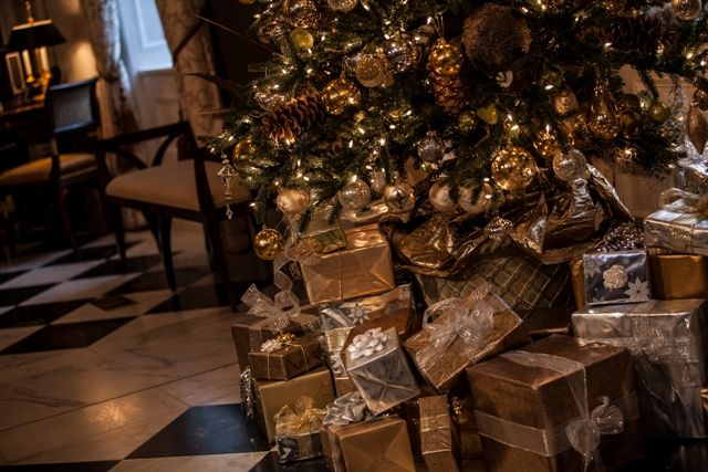 Christmas Day at Plume at The Jefferson Hotel  | Downtown Washington DC Restaurant Events | Plume Restaurant - Plume Events