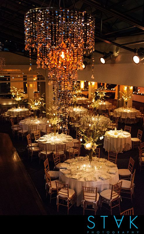 beautiful wedding table settings at the tribeca rooftop venue in ny wwwgetstak