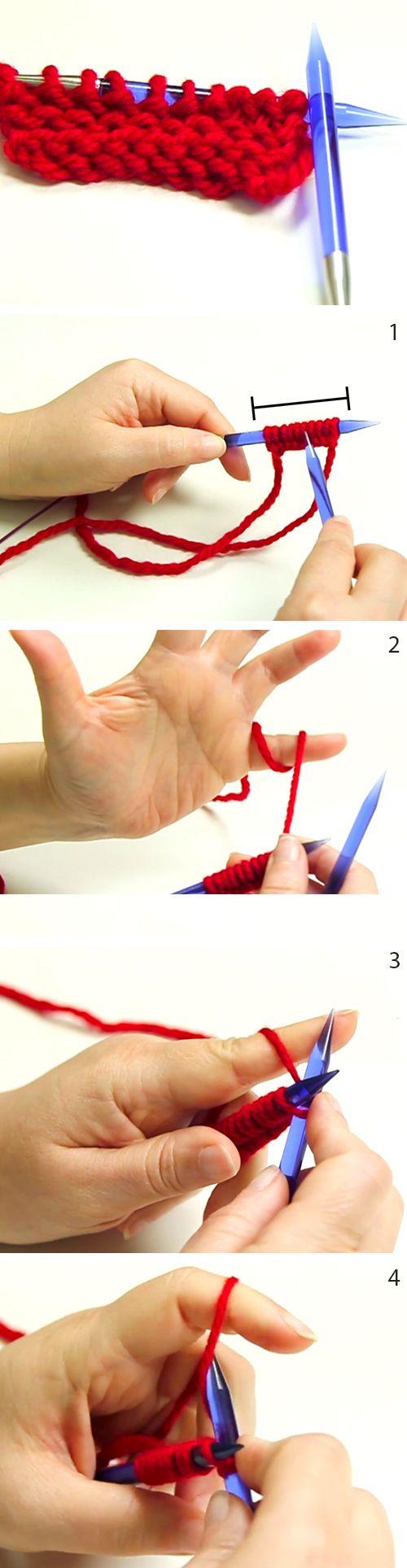 Punto dritto e tecnica continentale: impara con noi i punti base per lavorare a maglia!