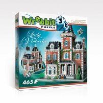 Puzzle 3D Lady Victoria - 465 elementów  #puzzle #puzzle3d