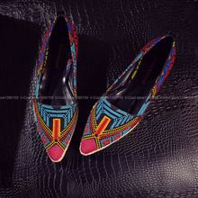 2017 Women Embroidered Shoes  brand Women Retro Embroidery Shoes Woman Espadrilles High Grade Woman Vintage Chaussure Femme //Price: $US $132.50 & FREE Shipping //