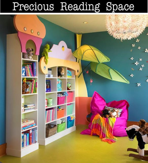 precious reading space
