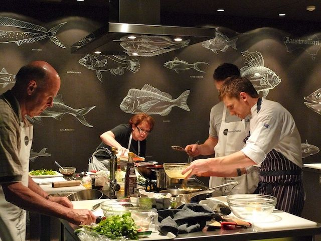 group cooking classes sydney @ http://www.chefup.com.au/tag/cooking-classes-groups/