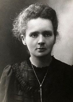 Marie Curie, the only woman to hold two Nobel Prizes (1903 Nobel Prize in Physics and the 1911 Nobel Prize in Chemistry). Marie Curie was honored for her work in both Physics & Chemistry and her pioneering research in radioactivity changed history.
