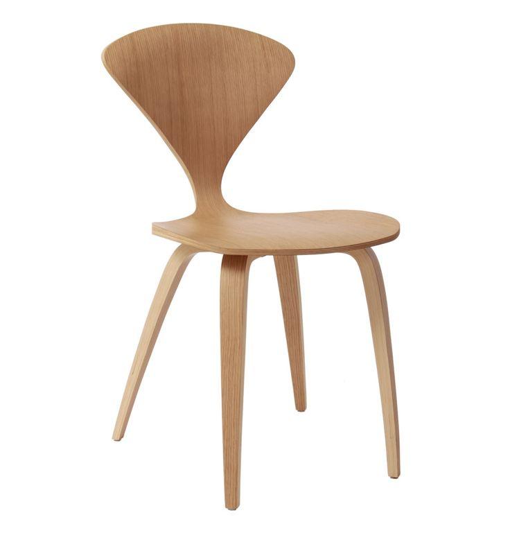 Replica Norman Cherner Side Chair By Norman Cherner   Matt Blatt For The  Floating Desk Under