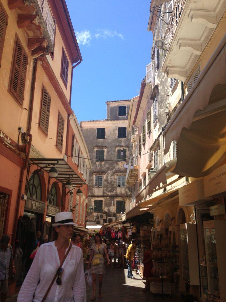 Corfu Town - Greece