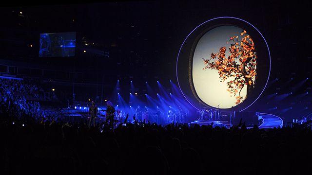 Really Creative Media adds visual pop to Queen + Adam Lambert tour