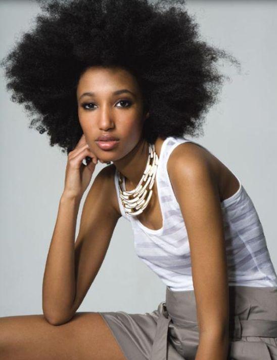 Malaysian Afro Kinky Hair