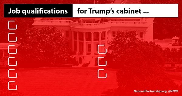 Job qualifications for Trumpu0027s cabinet A**HOLE trump Pinterest - job qualifications
