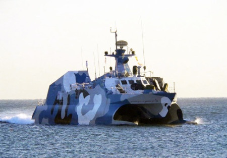 PRC Houbei Class Missile Boat