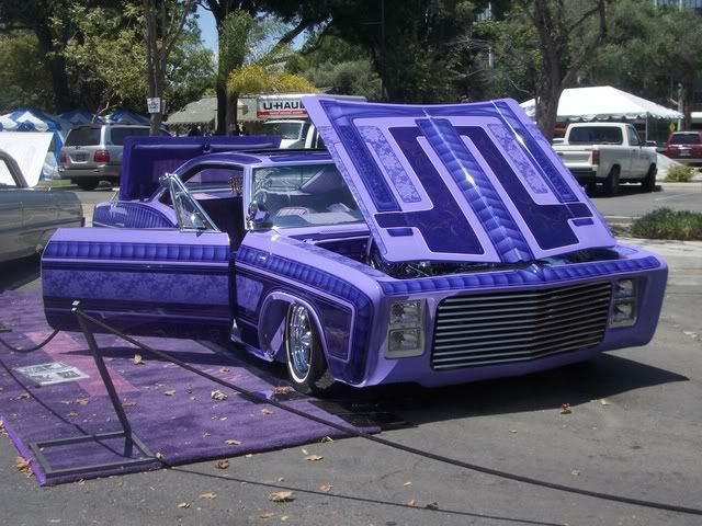 Click this image to show the full-size version. | early lowriders ...