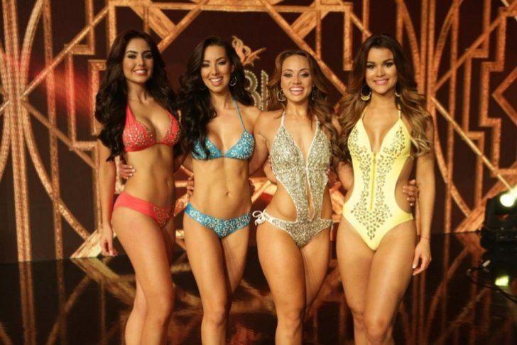 Las finalistas Setareh, Bárbara, Clarissa, y Catherine, lucharán por lograr coronarse como Nuestra Belleza Latina 2016, en el gran desenlace del exitoso reality, que transmitirá Venevisión el próximo Lunes 23 de Mayo, desde las 7:00 pm.</p>