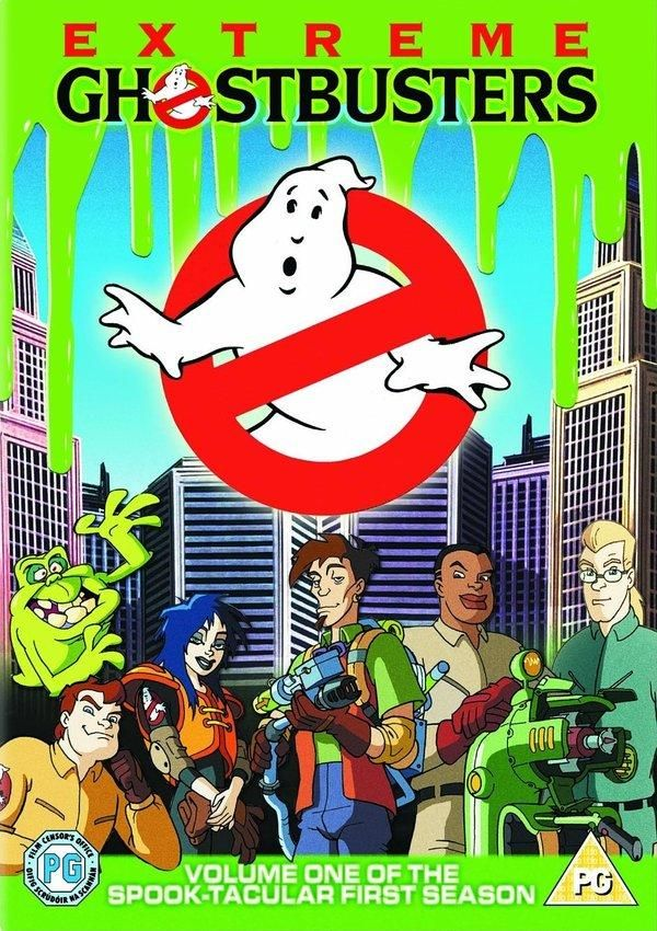 Extreme Ghostbusters (TV Series 1997)