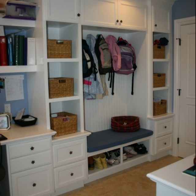 1000 images about mudroom and laundry ideas on pinterest for Mudroom sink ideas