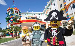 Passer la nuit dans l'hôtel Lego en Floride : 152 chambres, 4 univers pour retourner en enfance