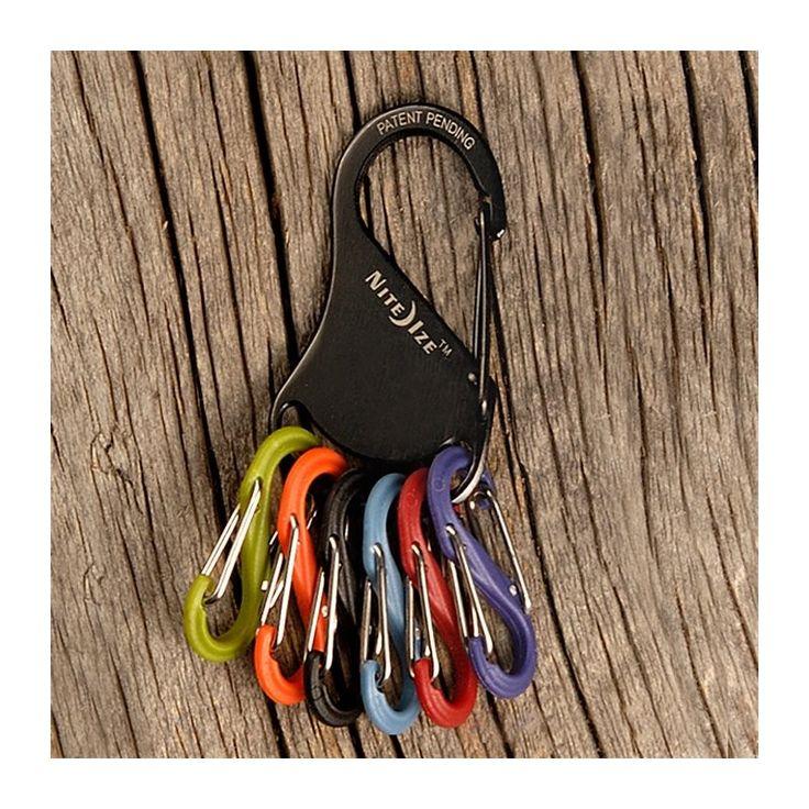 Μπρελόκ S-Biner Keyrack Nite Ize | www.lightgear.gr