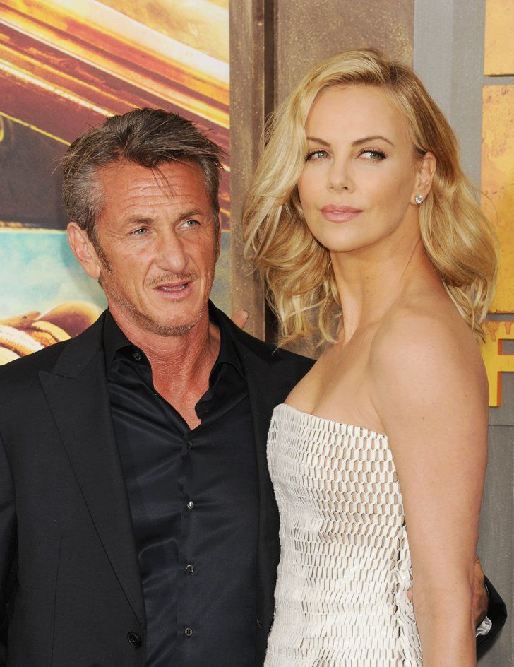 Pin for Later: 2015 Was the Year of Celebrity Breakups — See All the Couples Who Split Charlize Theron and Sean Penn