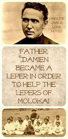 Father Damien, Molokai, Lepers, Catholic saint