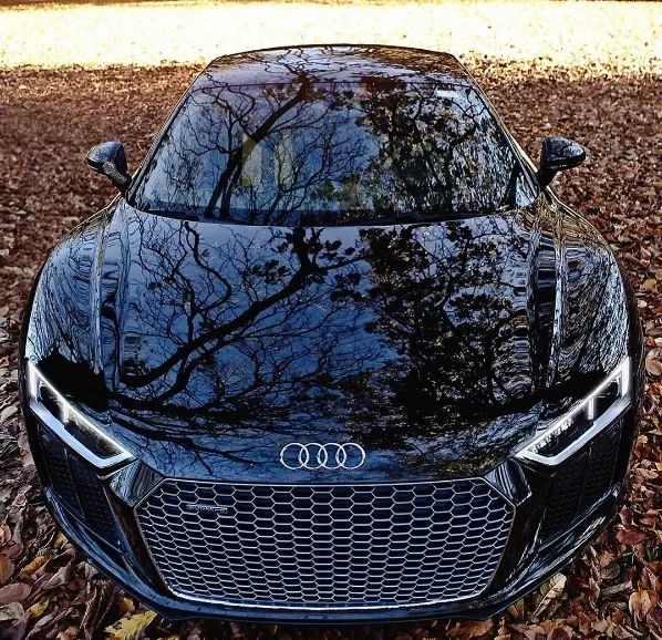 Fotografie: R8eflections!    #Audi #R8 #Amazing #Supercar #V10+ #Beauty #New