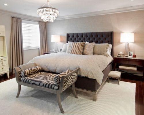 Zebra Bedroom
