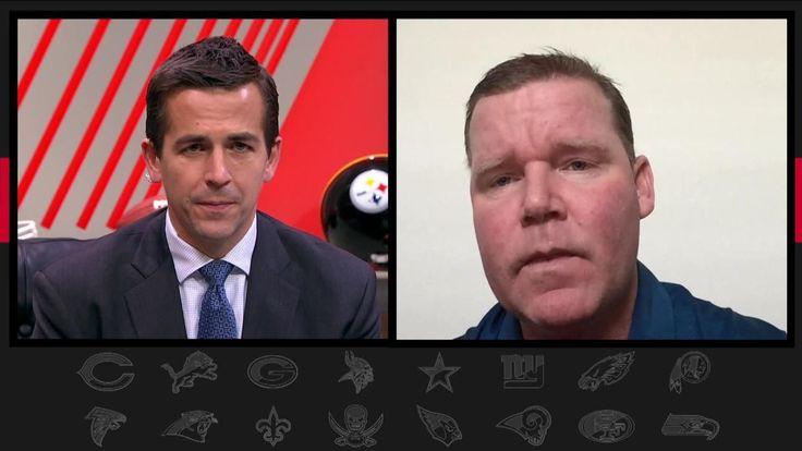 Former Redskins GM Scot McCloughan on Andrew Luck, Josh Gordon