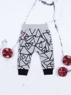 Abstract Sweat Pant Black SOOKIbaby AW16 http://www.tinytribe.com.au/fashion-features-1/sookibaby-winter-2016