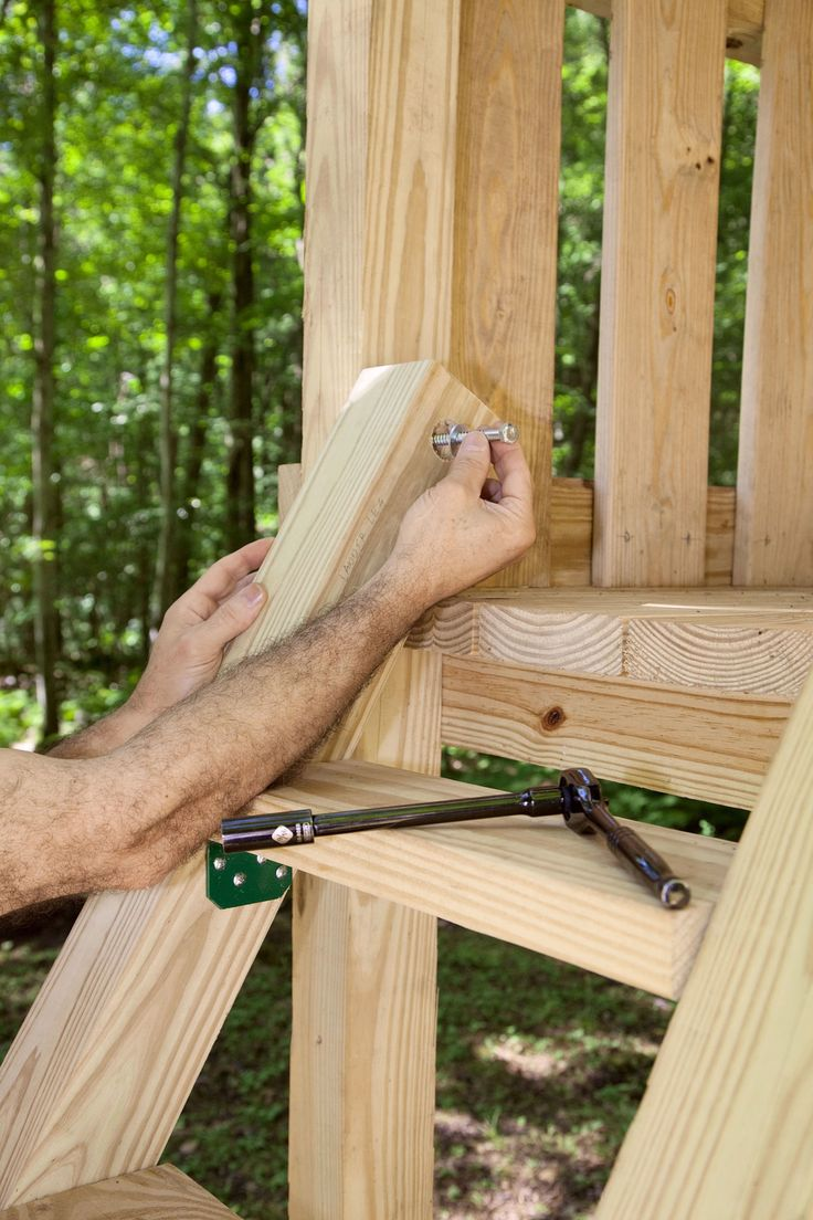Best 25 swing set plans ideas on pinterest swing sets for Diy wood swing set designs