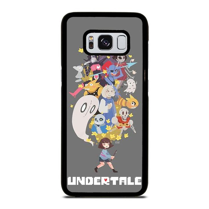 UNDERTALE GAME CHARACTER iPhone Case  Vendor: CasefineType: All Samsung Galaxy casePrice: 14.90  This luxury UNDERTALE GAME CHARACTER Samsung Galaxy casewill givea premium custom design to your Samsung Galaxy phone . The cover is created from durable hard plastic or silicone rubber available in white and black color. Our phone case provide extra protective bumper protect it from impact scratches and has a raised bezel to protect the screen. This Samsung Galaxy case not only offercomfort cute…