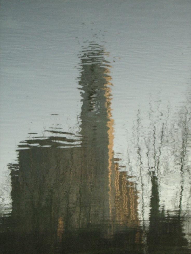 autodipinto, acquerello naturale    Selfmade watercolour landscape
