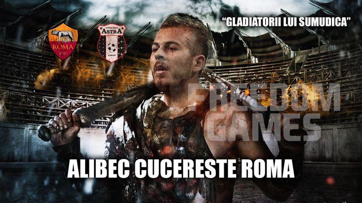 Prediksi Roma vs Astra Giurgiu 30 September 2016