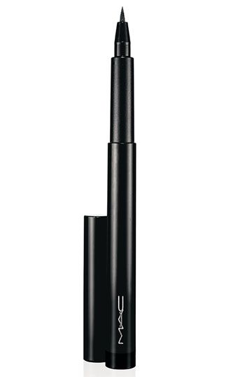 M·A·C 'Penultimate' Eye Liner: A pen style liquid liner which goes on in a single steady stroke.   $17.50 #Eyeliner #M_A_C