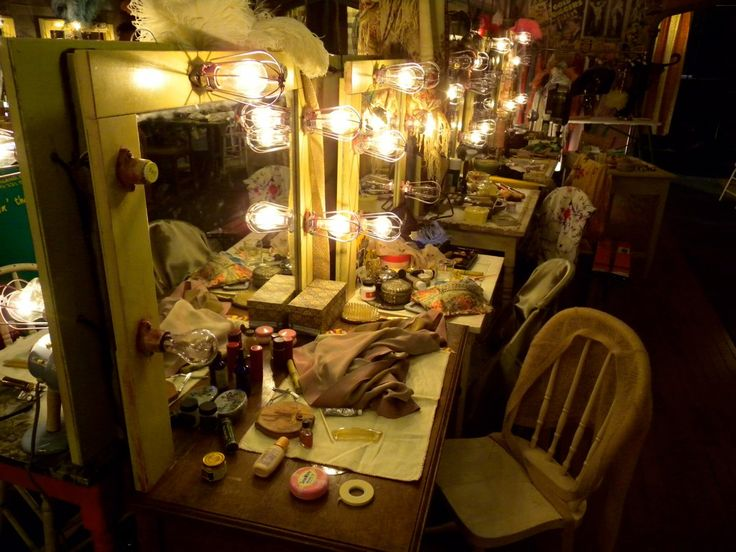 Theatre Dressing Room Theatre Actor Dressing Room