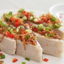 Image result for yam cake recipe chinese