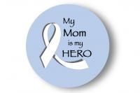 Lung Cancer ~ For my mom, and my mother in law!!  November is  Lung Cancer Awareness Month