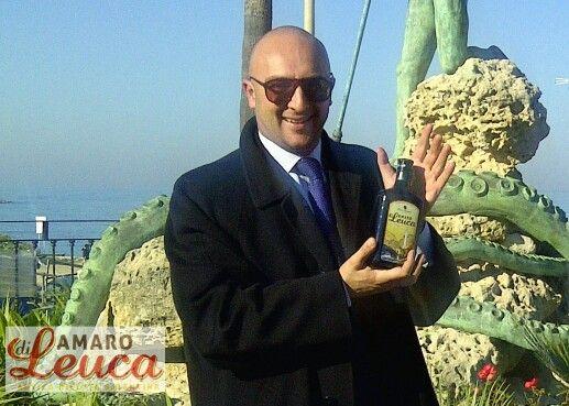 Saverio Scattaglia a Torre a Mare... #amarodileuca #leuca #scattaglia #salento #lecce #bari