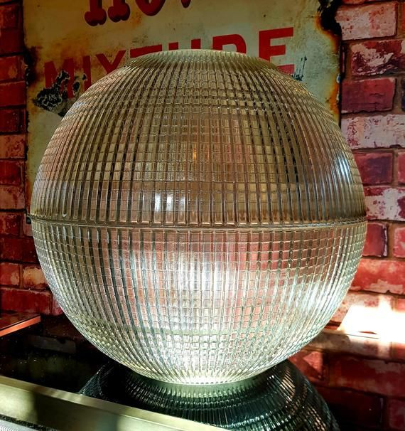 Vintage 1950 S Parisian Holophane Street Lights In 2020 Holophane Street Light Holophane Pendant Light
