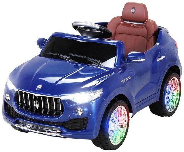 Elektroauto »Maserati Levante SUV«, für Kinder ab 3 Jahre