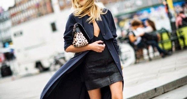 Sonbahar 2015 Sokak Stili Elbise Modelleri   Kadinveblog