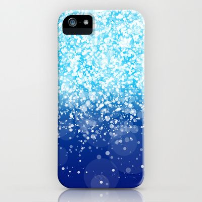 Glitteresques XXVIII iPhone  iPod Case by Rain Carnival - $35.00