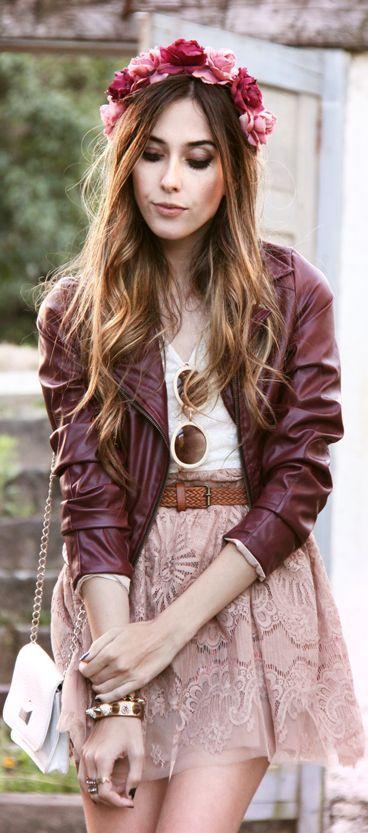 Look Du Jour: Sweet Surrender | by Fashion Coolture