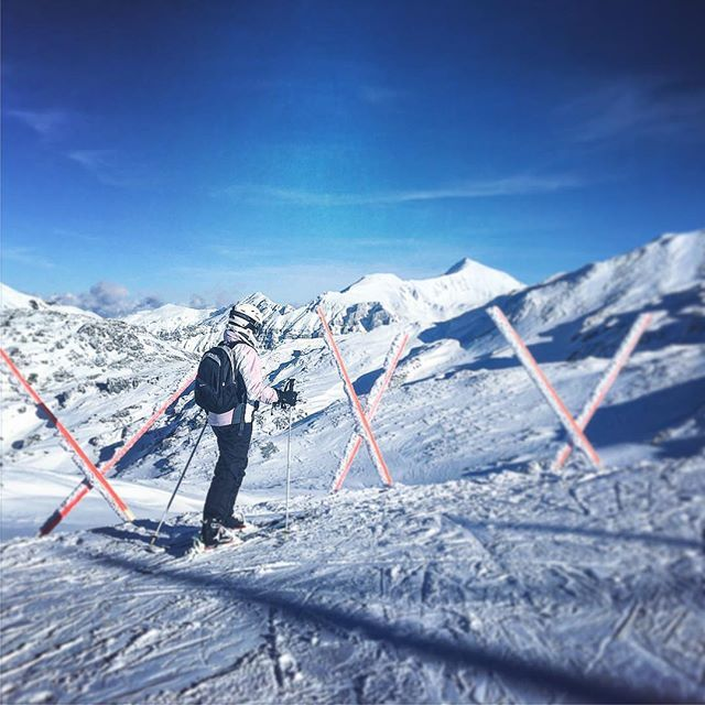 #alps #obertauern #skiing #snowboarding #snow #mountains #freeride