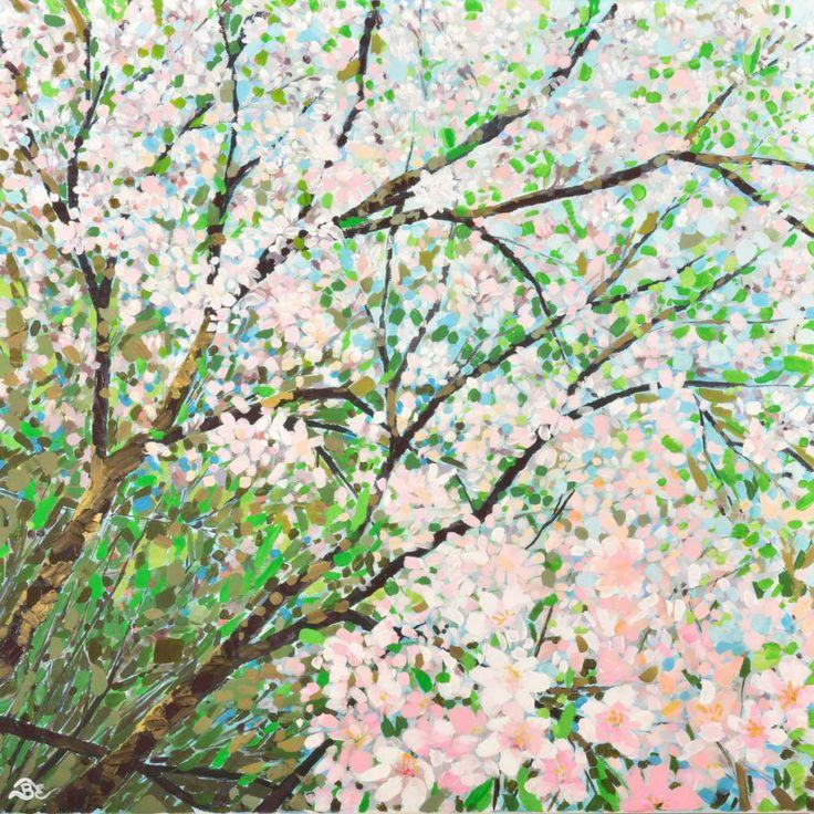 Akril festmény, mely vakrámára feszített vászonra készült. Impresszionista stílusú alkotás . A festmény keret nélkül rendelhető meg, akár egyből a falra akasztható. Az aláírás a festmény sarkán, illetve a hátulján található.