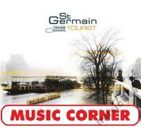 ST_GERMAIN_TOURIST_/2LP/ Vinyl